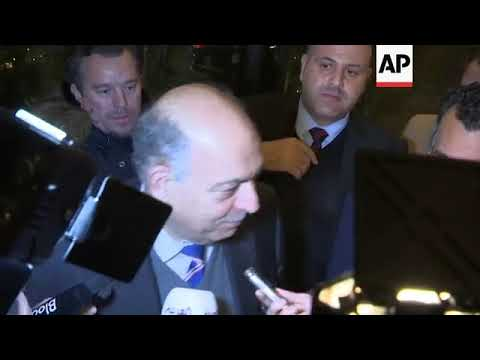 Iraqi oil minister arrives in Vienna ahead of OPEC meeting