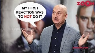Anupam Kher on The Accidental Prime Minister, Dr. Manmohan Singh, BJP & more | Full Interview