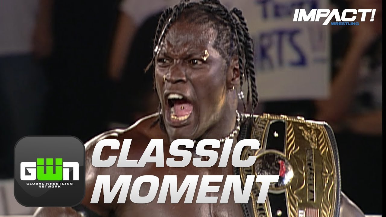 "Ron ""The Truth"" Killings Wins NWA World Championship (NWA-TNA PPV ..."