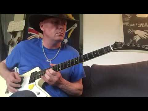 Melodious hard rock jammer by brian blom
