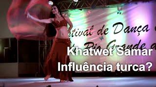 Khatwet Samar   Aline Mesquita Dança do Ventre   Porto Alegre - RS