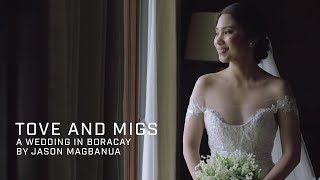 Tove and Migs: A Wedding at Our Lady of the Most Holy Rosary Parish, Boracay