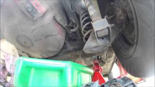 VW Lupo 1 0 i  Fuel Filter