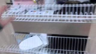 видео Подставки и сушилки для посуды