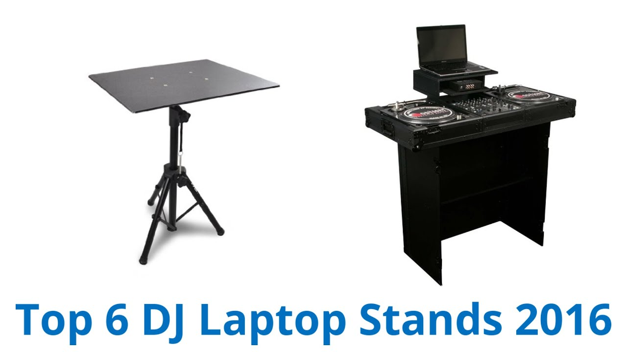 6 best dj laptop stands