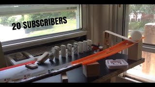 20 Subscriber Special! - A Rube Goldberg Machine