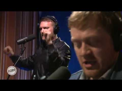"Cold War Kids performing ""Love Is Mystical"" Live on KCRW"