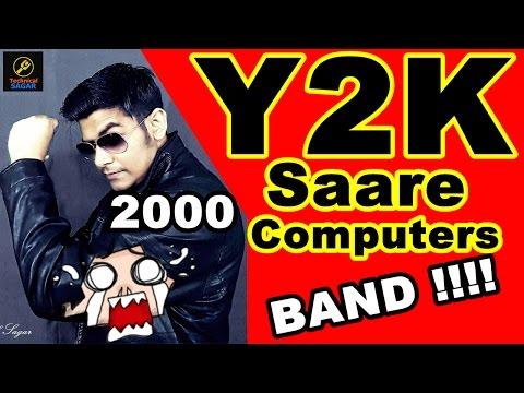 What is Y2K Bug  Kya hai Y2K Bug ?  Explained in Hindi  Technical Sagar