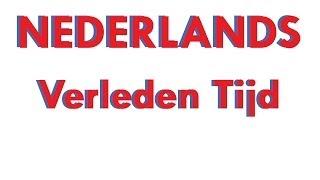 nederlands werkwoordspelling verleden tijd in het nederlands