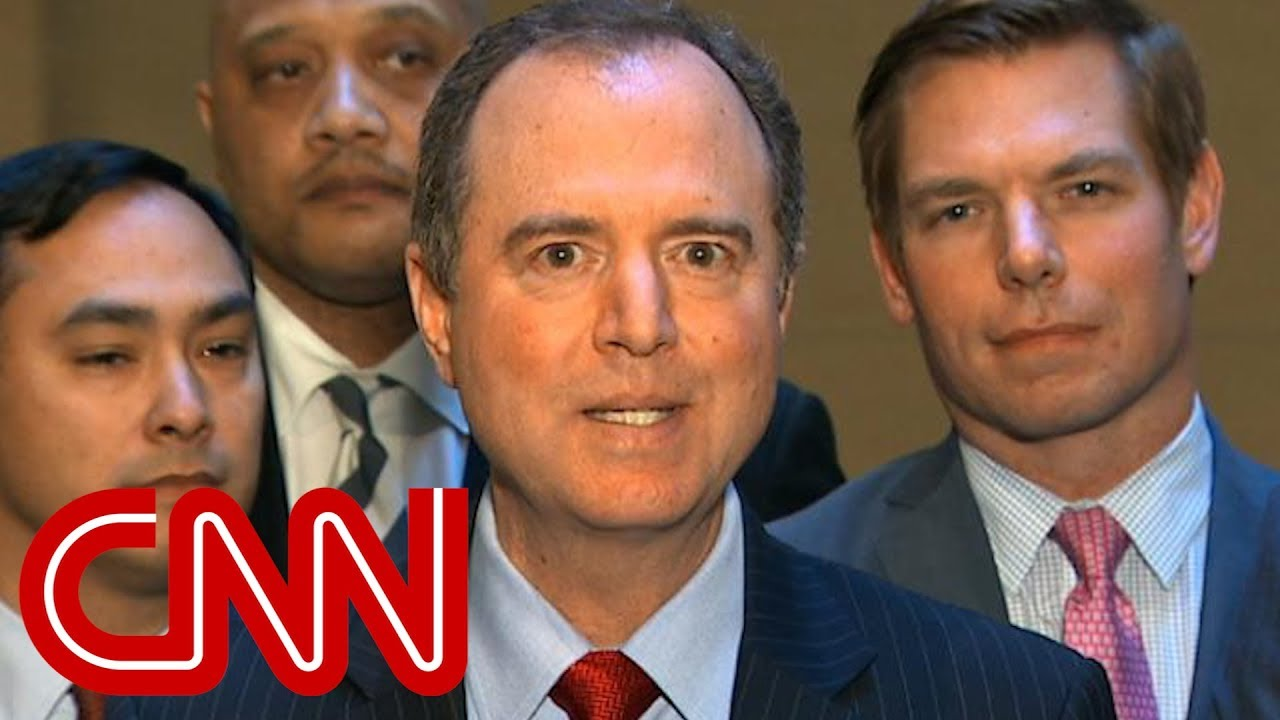 Schiff slams GOP shutdown of Russia probe