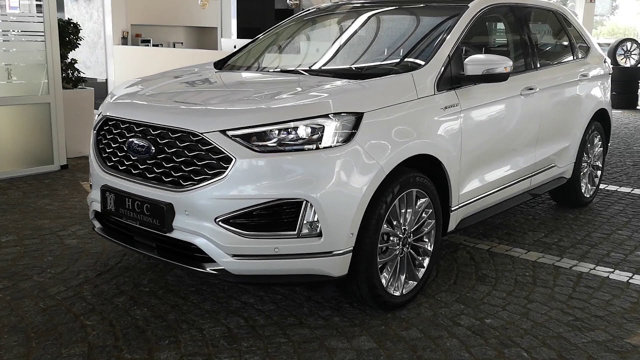 2020 Ford Edge Pictures