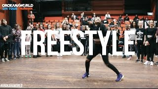 AFRO FREESTYLE SESSION // OrokanaWorld #ONTOUR NIJMEGEN