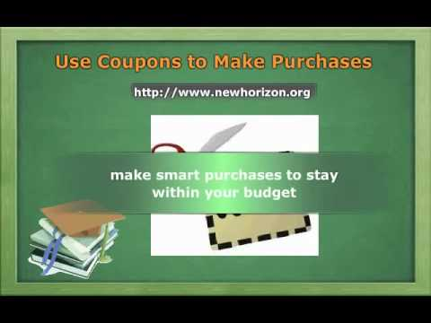 Budget Saving Tips for College Students