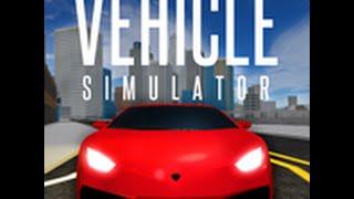 Roblox - Vehicle Simulator | NEW FAN
