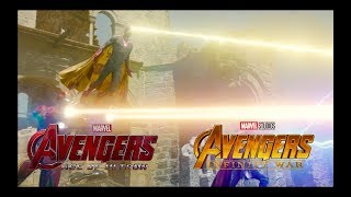 *OLD* Avengers: Age Of Ultron (Avengers: Infinity War Style)