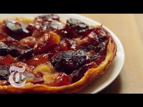 Caramelized Apple Tarte Tatin | Recipe Lab | The New York Times