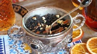 DIY согревающий чай