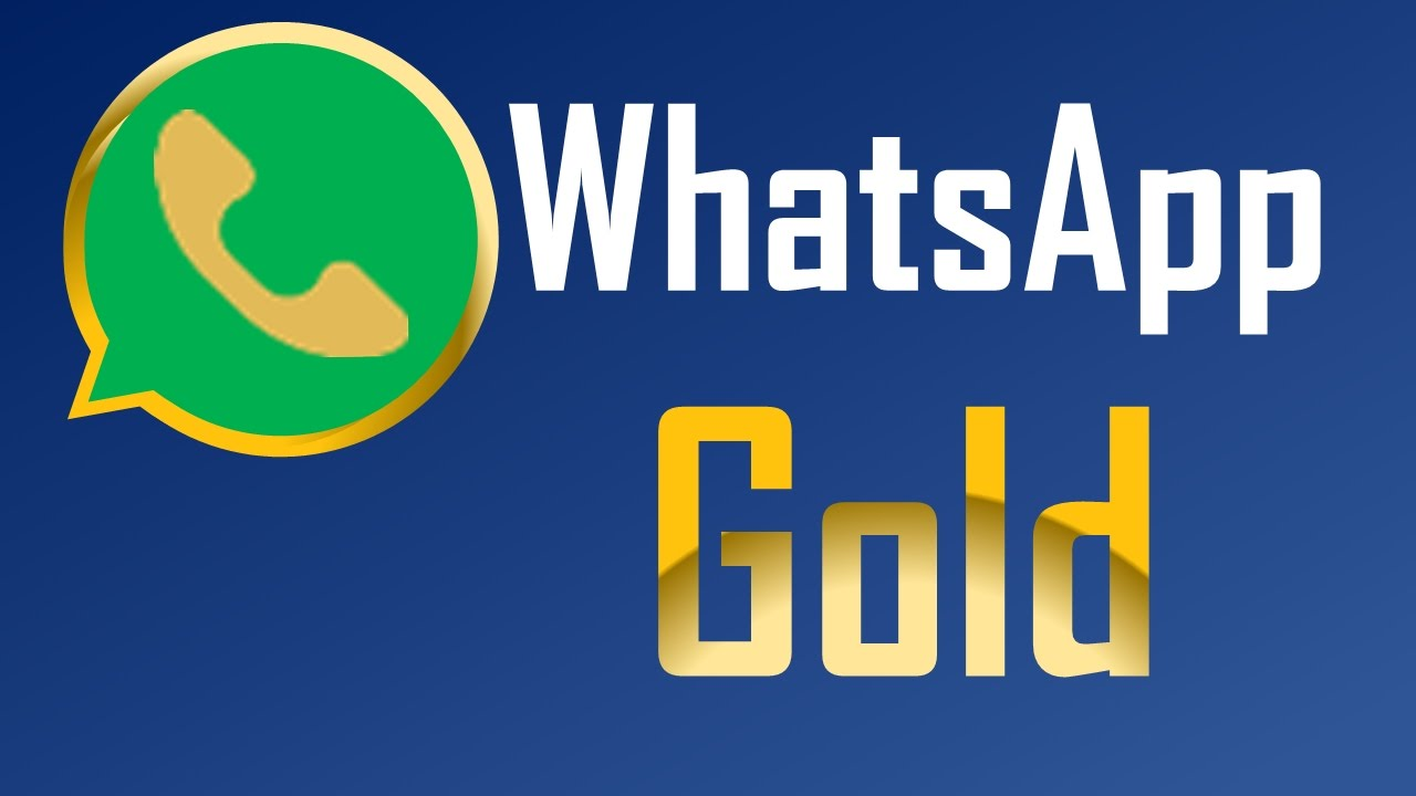 Whatsapp Gold Upgrade ! Beware !