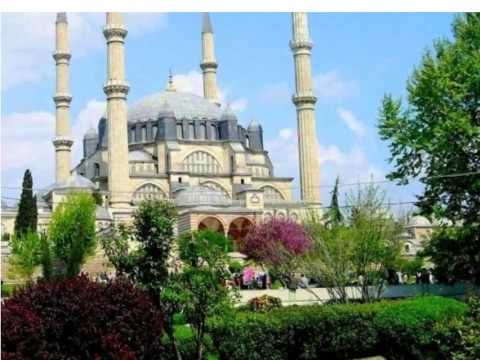 Edirne Selimiye Mosque Historical Places