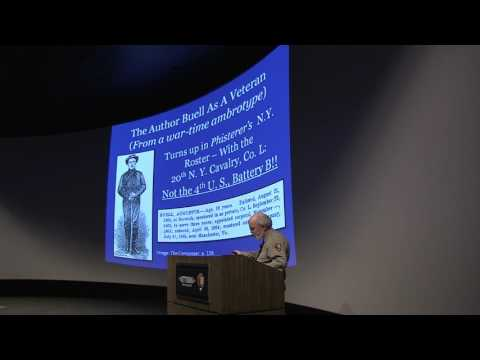 A Load of Buell? Another Look at The Cannoneer (Lecture)