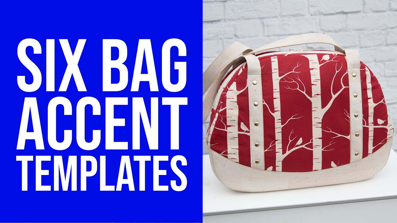 How to Add Different Accents to your Bag