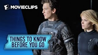 Things to Know Before Watching Fantastic Four (2015) HD