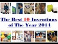 Top 10 new business ideas in 2015 (The best 10 new Inventions of The Year in technology 2014 2015 )
