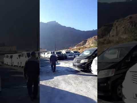 Армения--- Иран граница... таможня Мегри