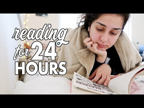 Reading for 24 Hours!
