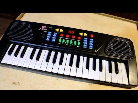 Casio Toy Keyboard