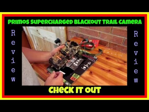 Primos Supercharged Blackout Trail Camera Review