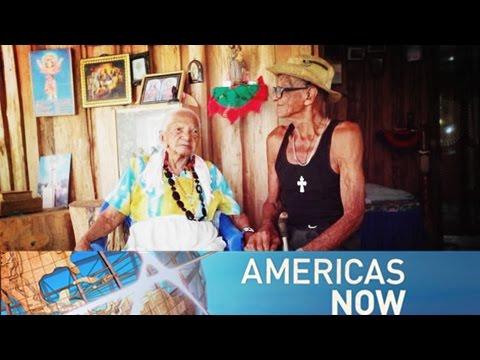 Americas Now—Centenarians; Game Changer; Urban planning 08/29/2016