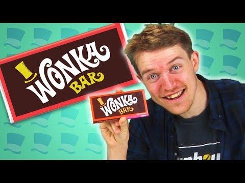 Irish People Try Wonka Candy