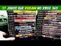 Meus Jogos de Xbox Clássico que RODAM no Xbox 360 (PT-BR)