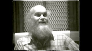 Baba Ram Dass, 1976, Aspen CO, video by Dean & Dudley Evenson