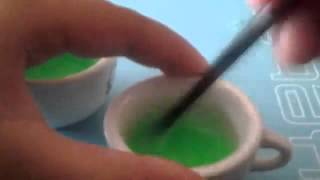 How to make slime without borax and glue and tide