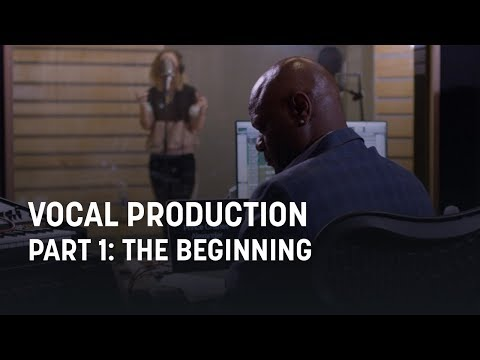 Vocal Production, Part 1: the Evolution of a Pop Song