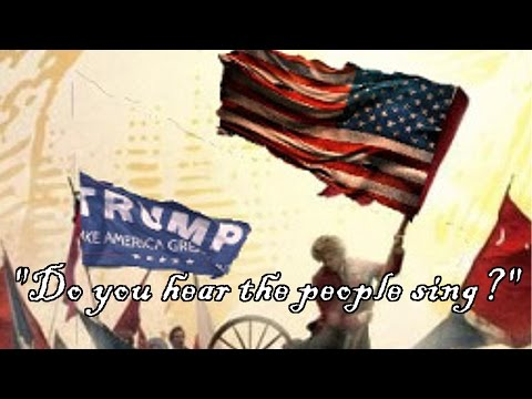 """DEPLORABLES UNITE"" - (Do you hear the people sing) Trump Anthem - REUPLOADED FROM 1 MILLION VIEWS"