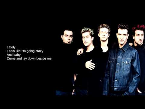 N'Sync: If I'm Not The One You Want (Lyrics)