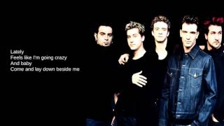 nsync if im not the one you want lyrics