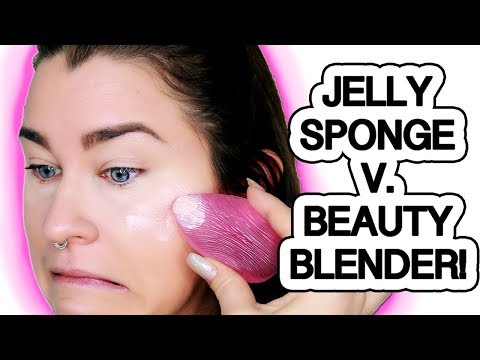 SEPHORA COLLECTION JELLY SPONGE REVIEW + DEMO! | Beauty Banter