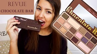 Revue + Swatchs - Chocolate Bar Too Faced Thumbnail