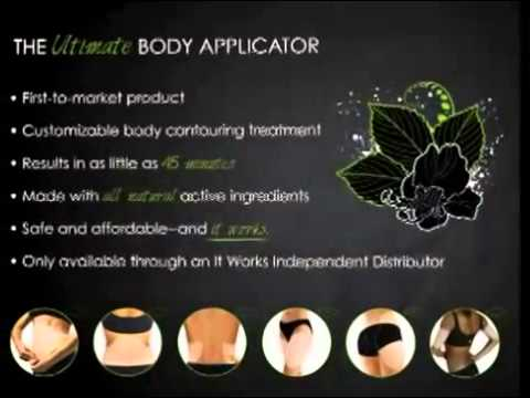 It works distributor body wrap review youtube for It works global photos