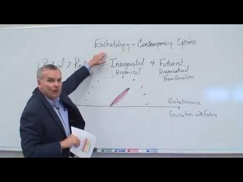 Eschatology: Three Contemporary Options