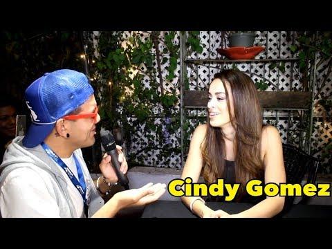 Cindy Gomez - Entrevista en Los Angeles⎮T Rocks Entertainment⎮