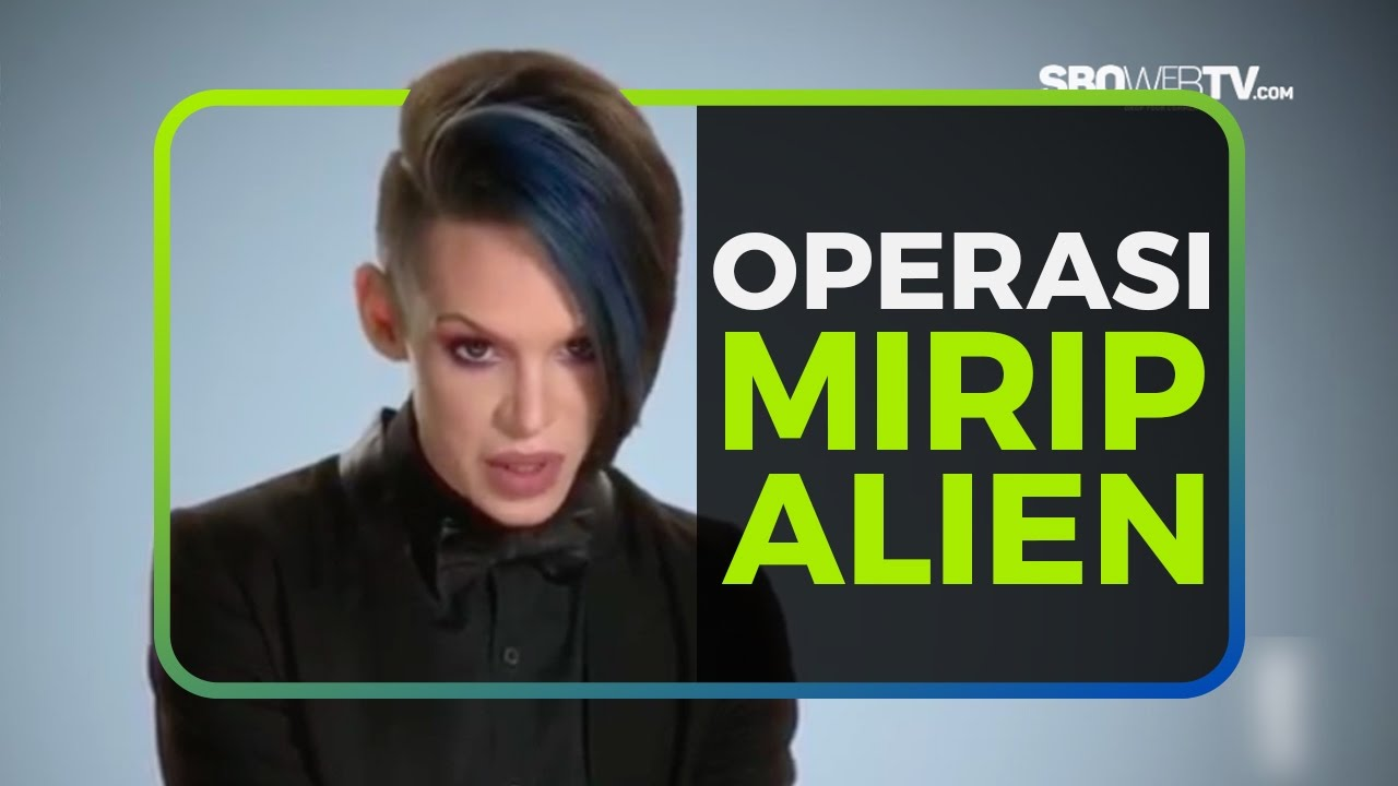 OPERASI MIRIP ALIEN