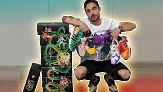 Conoce la COLECCIÓN COMPLETA Dragón Ball Z by Adidas Sneakers