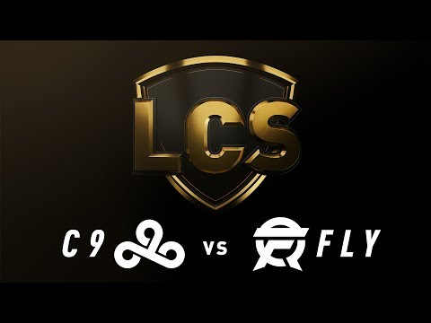 C9 vs. FLY - Week 9 Day 1 | LCS Spring Split | Cloud9 vs. Flyquest (2019)