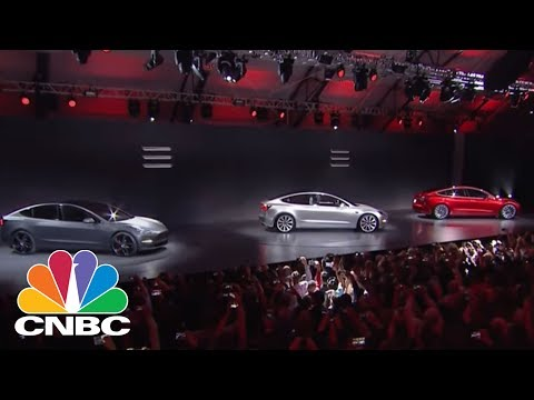 Tesla Model 3 Deliveries Start July 28 | CNBC