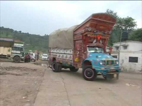 India-Pakistan cross-border trade resumes